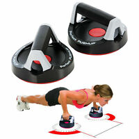 Perfect Fitness Perfect Pushup Elite, Rotating Push Up Handles, Pair, Free ship