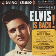 Elvis Presley - Elvis Is Back (legacy Edition) NEW CD