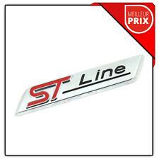 """ORIGINAL Ford Autocollant Emblème """"ST LINE"""" stline """"le logo insigne logo"""