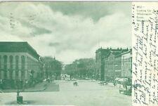 Watertown, NY Looking up Washington Street 1906