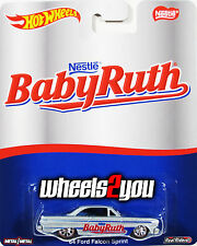 64 FORD FALCON SPRINT Baby Ruth - NESTLE - 2016 Hot Wheels Pop Culture A Case