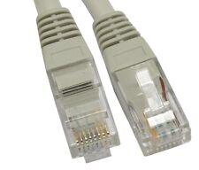 Câble cordon LAN réseau Ethernet RJ45 UTP Cat6 15m mètres