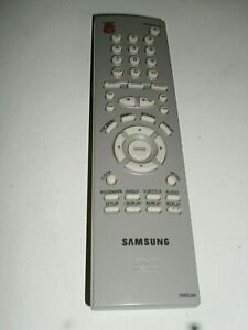 SAMSUNG 00092M Remote Control for DVD Video Player  Tested, Working