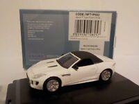Jaguar F Type -  White , Model Cars, Oxford Diecast