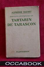 TARTARIN DE TARASCON - ALPHONSE DAUDET - 1931