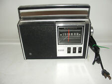Vintage Panasonic Model R-1551 AM Portable Transistor Radio Tested Working