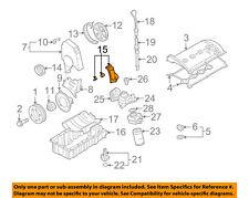 VW VOLKSWAGEN OEM 99-05 Beetle-Engine Timing Belt Tensioner 06B109477
