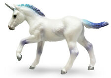 Breyer CollectA Unicorn Foal Rainbow Horse Model #88869