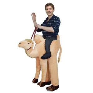Carry me Piggy back costume. Camel ,   Adult size