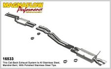 MAGNAFLOW CATBACK EXHAUST 01-05 BMW E46 330I 330CI SEDAN & COUPE