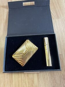 Branf New In Box Compact Mirror And Perfume Atomiser