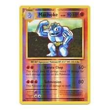 Pokemon XY Evolutions Machoke 58/108  Uncommon - Reverse Holo Card