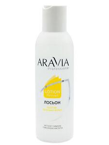 Ingrown hair lotion with lemon extract, ARAVIA, 150 ml