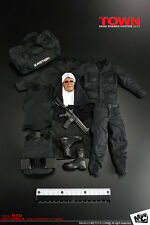 """1/6 MC Toys The Town Bank Robber Custom Figure Accessory MC-M054 For 12"""" Figure"""