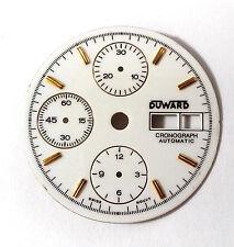 Esfera DUWARD Chronograph Automatic 30mm Original Dial reloj ETA 7750