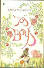 JO'S BOYS Louisa May Alcott Brand New paperback 2018 Childrens Class Collectable