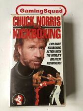 Kickboxing VHS Video Retro, Supplied by Gaming Squad