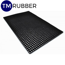 HEAVYDUTY Anti Fatigue Join Floor Rubber NonSlip Safety Playground Mat FREE POST