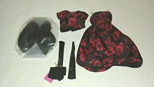 Barbie Fashion Model Silkstone Elegant Rose cocktail outfit only new!