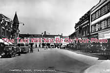 ST 6 - Campbell Place, Stoke On Trent, Staffordshire - 6x4 Photo