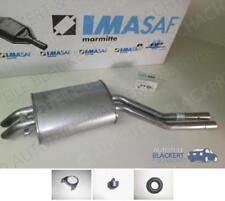 IMASAF Auspuff Endtopf Mercedes SL + SLC (R107) 280/350/380/450/500 1972-1985