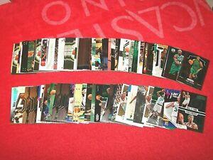 PAUL PIERCE BOSTON CELTICS LOT OF 109 CARDS WITH 37 INSERTS (18-63)