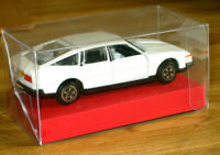 DINKY TOYS No180 ROVER 3500 1977/80 WITH CLEAR MODEL DISPLAY BOX