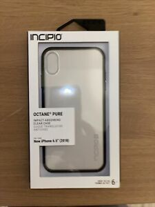 Incipio Octane Pure Case For iPhone XS Max - Slim Translucent Cover
