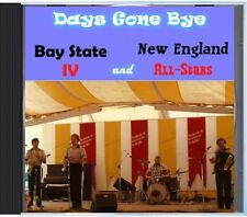 MZ 140 - Bay State IV & New England All-Stars - Days Gone Bye -  POLKA CD