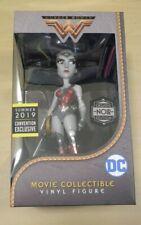 Cryptozoic Wonder Woman Movie Gal Gadot Collectible Vinyl Figure Noir Edition