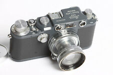 Leica IIIc grau grey  mit Summitar 2/5cm