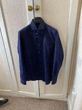 "Men's Hugo Boss 15.5"" Collar Shirt New Size 39"