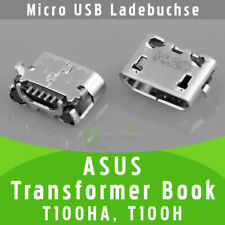 ✅ ASUS Transformer Book T100HA T100H Micro USB DC Buchse Ladebuchse Strombuchse