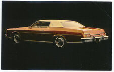 Ford LTD 2 Door Hardtop 1973 original Postcard