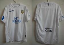 maglia shirt leeds united calcio macron M nr no