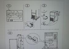 manuale utente produttore di ghiaccio a cubetti MKPB 26W su carta formato a4