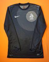 4.5/5 Holland Netherland goalkeeper LARGE player issue jersey shirt  soccer Nike