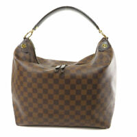 LOUIS VUITTON  N41861 Shoulder Bag Duomo Hobo Damier Ebene Damier canvas