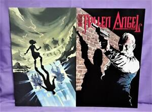 Witch & Wizard IDW RETAILER INCENTIVE 2-Pack Fallen Angel (IDW 2007, 2010)!