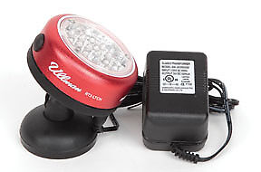 Ullman RT2-LTCH Rechargeable Rotating Magnetic 24 LED Work Light