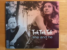 Tok Tok Tok - She and He  / CD  neuwertig im Digipak - Vocal Jazz