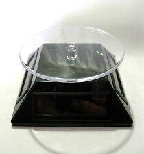 Solar Spinner Rotary Display Stand Collectable Figure Presentation Fasinations