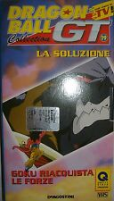 VHS - DE AGOSTINI/ DRAGON BALL GT - VOLUME 19 - EPISODI 2