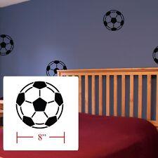 Soccer balls Decal boys Girls room decor, Soccer balls fathead style wall decals