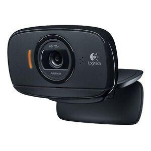 Logitech HD Webcam B525 - Web-Kamera - Farbe - 1280 x 720 - Audio -##1#vor