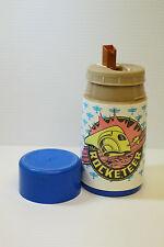Rocketeer Thermos, Vintage thermos, Disney thermos, collectible thermos, Guc
