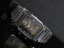 Casio Aw-48he-1av Watch Black Digital Analog 50m Water Resistant Classic