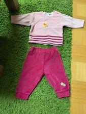 2tlg Set Baby Mädchen Winnie Pooh Gr.68 Rosa