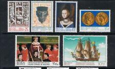 Belgium 1973 Historical Events set SG 2313-18 MNH