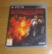 Jeu playstation 3 PS3 - Bound by flame